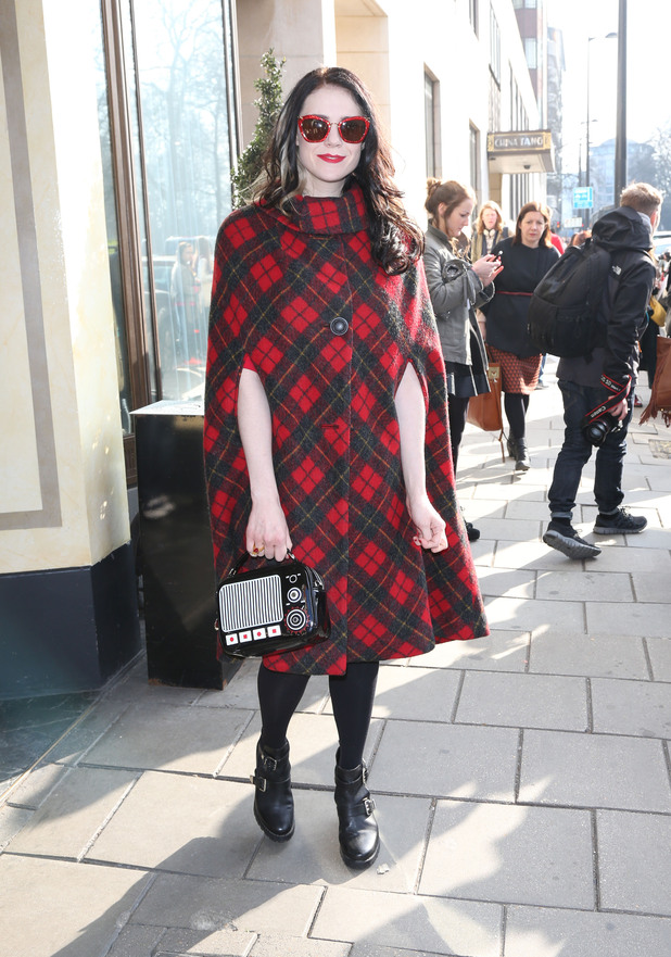 Kate Nash, Alice Temperley, Autumn/Winter 2013