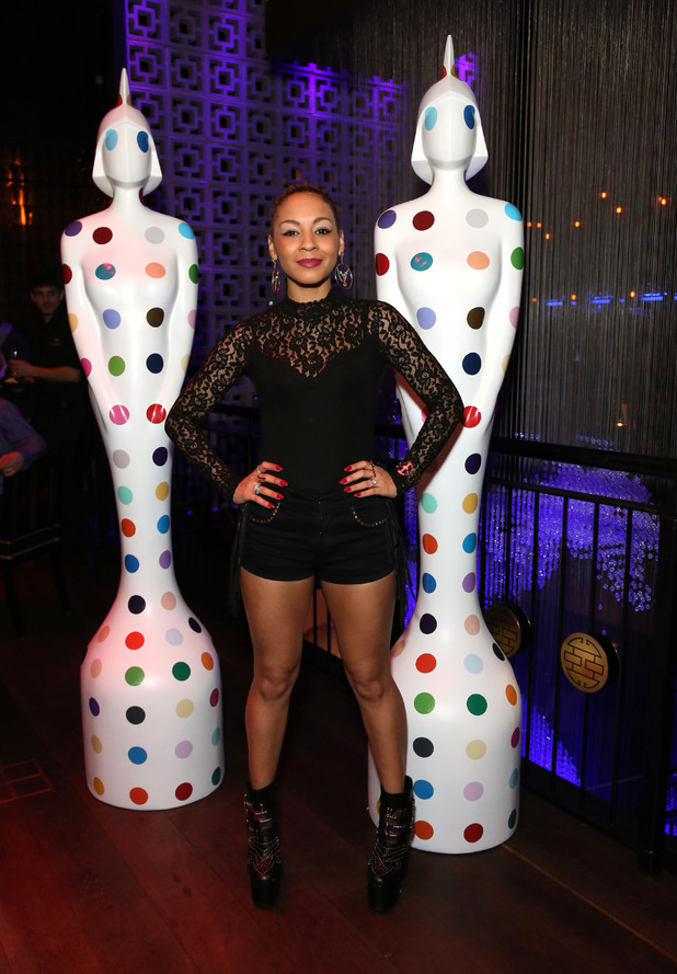 Jade Ellis, Official Pre-Brit Awards 2013