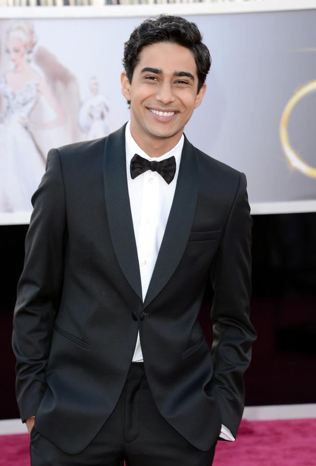 Suraj Sharma, Oscars 2013