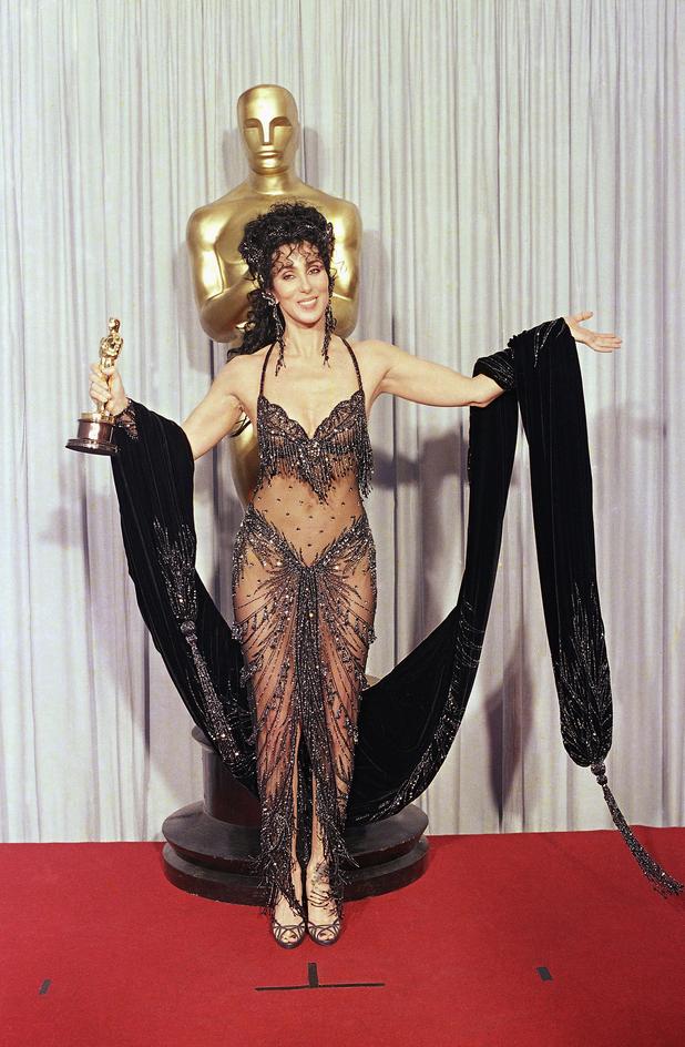 Worst ever Oscar outfits