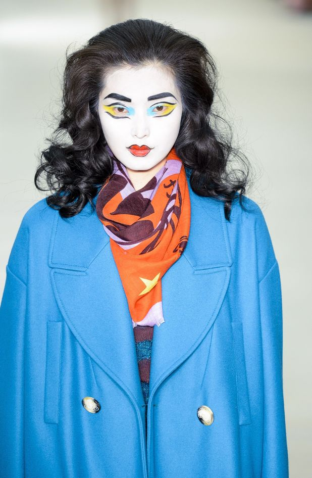 Vivienne Westwood Red Label show Autumn Winter 2013