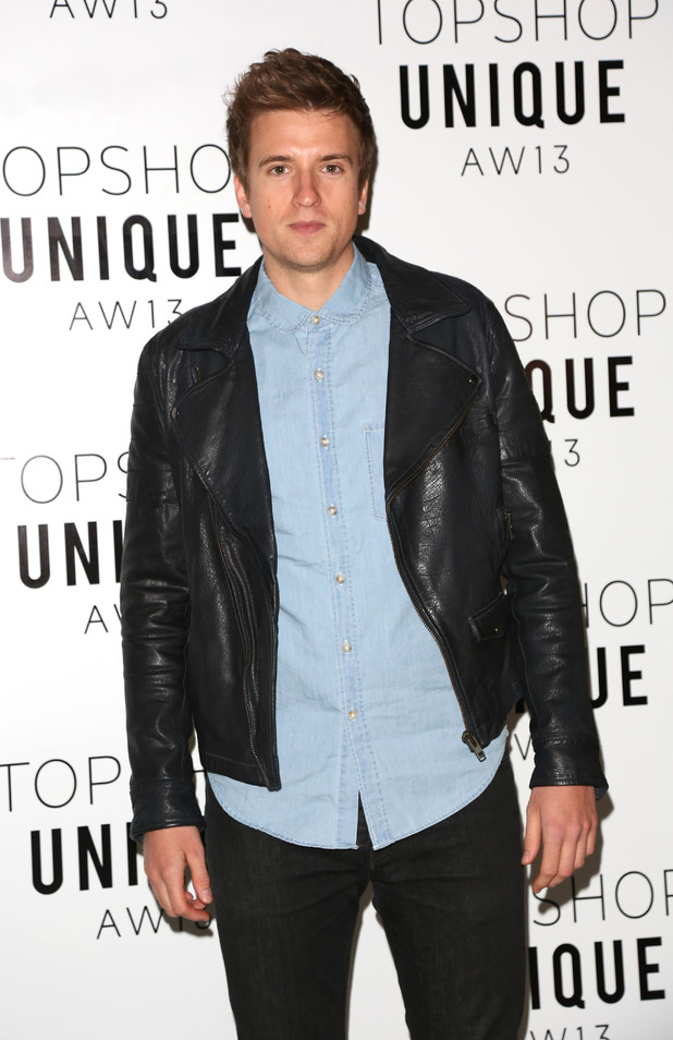 Greg James, Autumn/Winter 2013, Topshop Unique