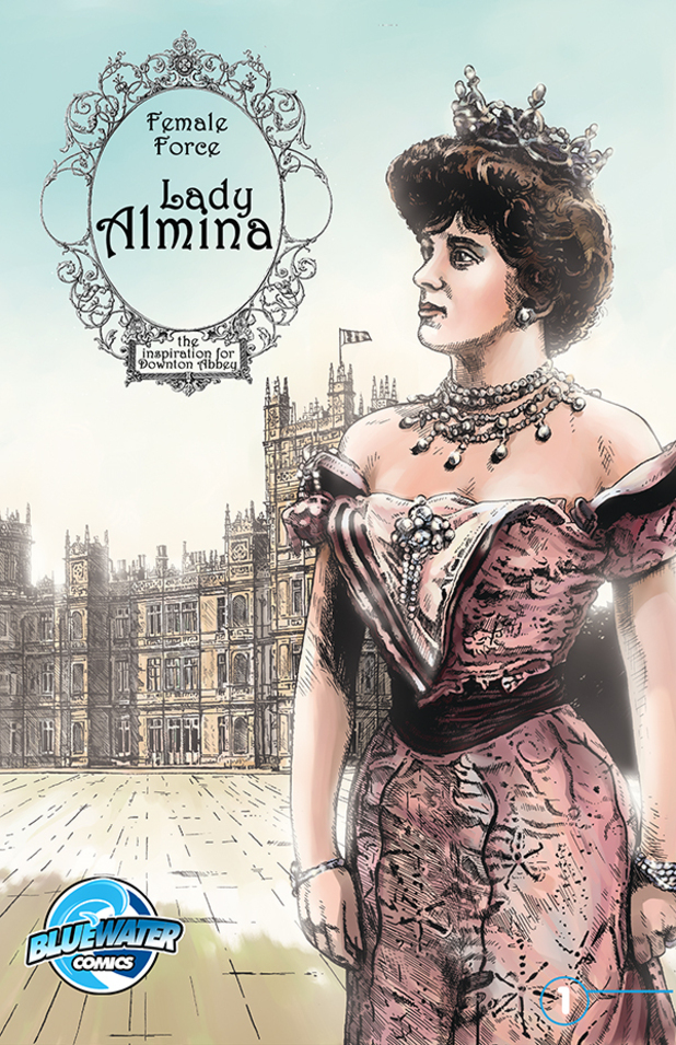 Female Force: Lady Almina - The Real Downton Abbey