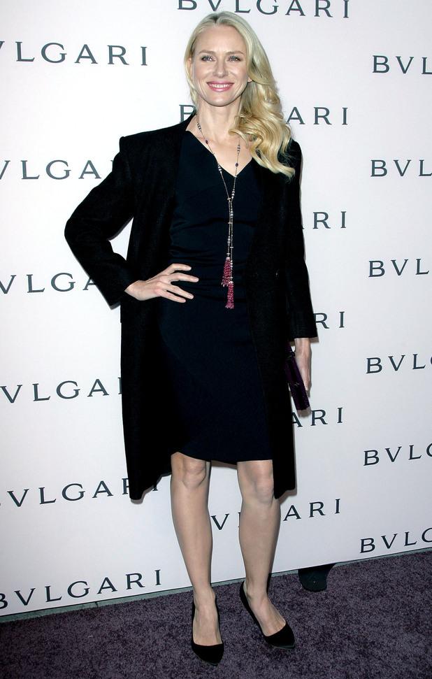 Naomi Watts, BVLGARI, Elizabeth Taylor