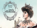 Bluewater unveils its Female Force: Lady Almina - The Real Downton Abbey comic.