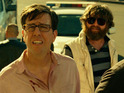Bradely Cooper, Ed Helms and Zach Galifianakis are back for Hangover Part III.