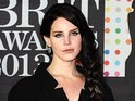 Lana Del Rey talks about her inclusion on Baz Luhrmann's movie soundtrack.