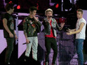 Singer blames ill health for misidentifying city where One Direction performed.
