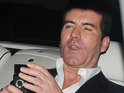 Simon Cowell says that he would behave like the band if he were a young popstar.