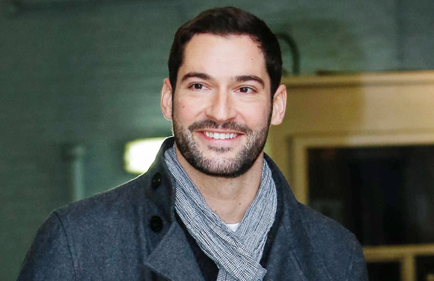 Tom Ellis outside the ITV studios Featuring: Tom Ellis Where: London, United Kingdom When: 15 Jan 2013 Credit: WENN.com