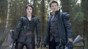 See Jeremy Renner and Gemma Arterton in the trailer for 'Hansel and Gretel: Witch Hunters'