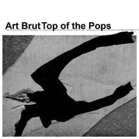 Art Brut 'Top of the Pops' album sleeve