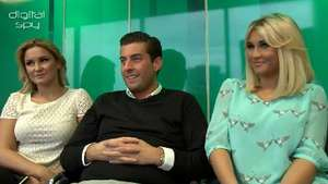 TOWIE's Arg, Sam and Billy Faiers, on proposals, exits and Mark Wright