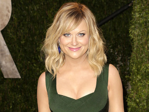 Amy Poehler, 2013 Vanity Fair Oscar Party at Sunset Tower - Arrivals West Hollywood, California, United States