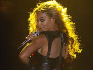 Beyonce at the Super Bowl XLVII American Football, Baltimore Ravens V San Francisco 49ers, New Orleans, America - 03 Feb 2013
