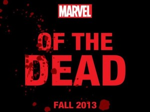 Marvel's 'Of the Dead' teaser poster