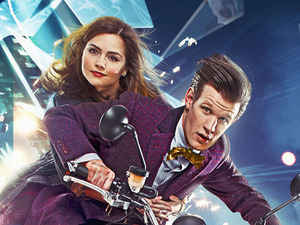 Doctor Who - Series 7B Iconic Image