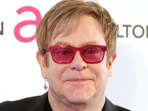 21st Annual Elton John AIDS Foundation's Oscar Viewing Party Featuring: Elton John Where: Los Angeles, California, United States When: 24 Feb 2013 Credit: FayesVision/WENN.com