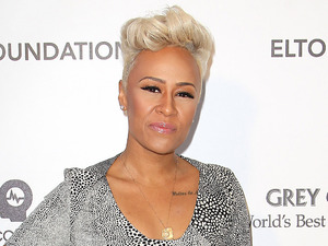 Emeli Sande, 21st Annual Elton John AIDS Foundation's Oscar Viewing Party, Los Angeles, California, United States