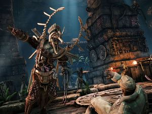 First screenshot of Deadfall Adventures
