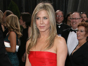 The 85th Annual Oscars at Hollywood & Highland Center - Red Carpet Arrivals Jennifer Aniston