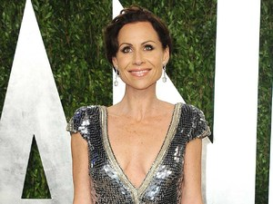 Minnie Driver, Vanity Fair Oscars 2013 party