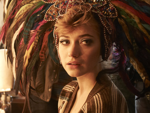 Imogen Poots as Debbie Raymond in The Look of Love