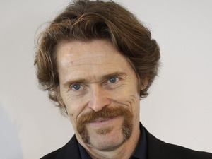 Willem Dafoe poses for a portrait at the 2012 Venice Film Festival