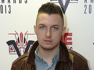 2013 NME Awards: Matt Helders