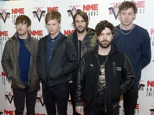 2013 NME Awards: Foals