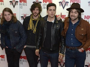 2013 NME Awards: The Vaccines