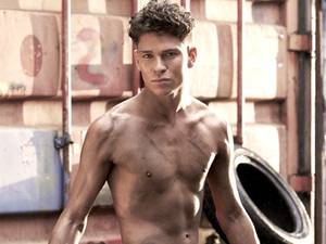 Joey Essex in a photoshoot for More magazine