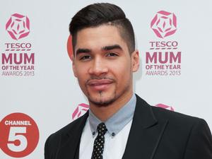 Tesco Mum of the Year Awards: Louis Smith