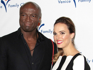 Seal and Erin Cahill