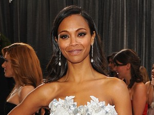 Zoe Saldana, Oscars 2013
