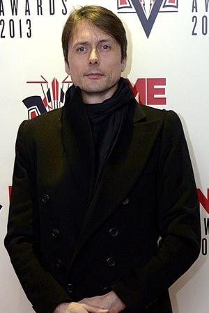 2013 NME Awards: Brett Anderson