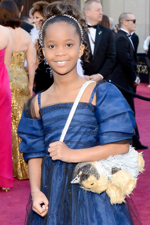 Quvenzhané Wallis, Oscars 2013