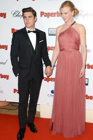 Zac Efron, Nicole Kidman, The Paperboy