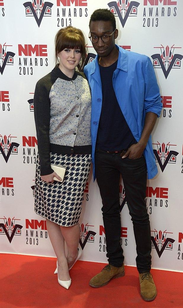 Alexandra Roach and Nathan Stewart-Jarrett