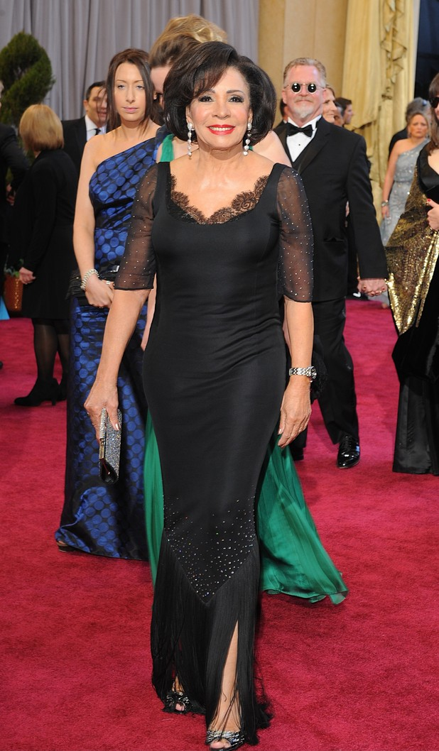 Shirley Bassey, Oscars 2013