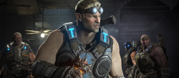 'Gears of War: Judgement' screenshot