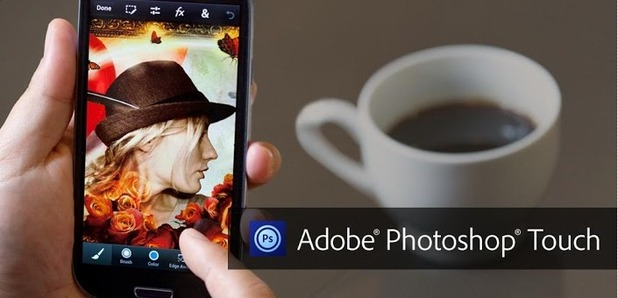 Adobe Photoshop Touch Android app