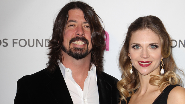 Dave Grohl, Jordyn Blum21st Annual Elton John AIDS Foundation's Oscar Viewing Party