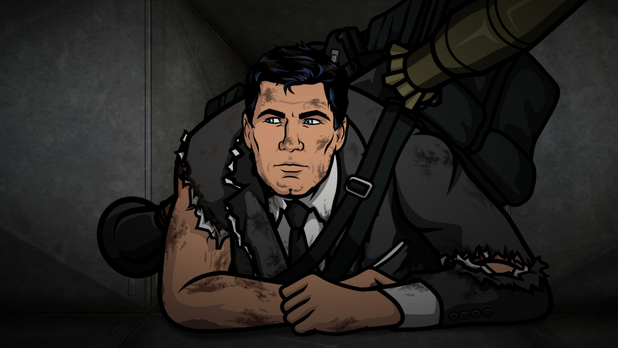 Archer (season 4 episode 3 still)