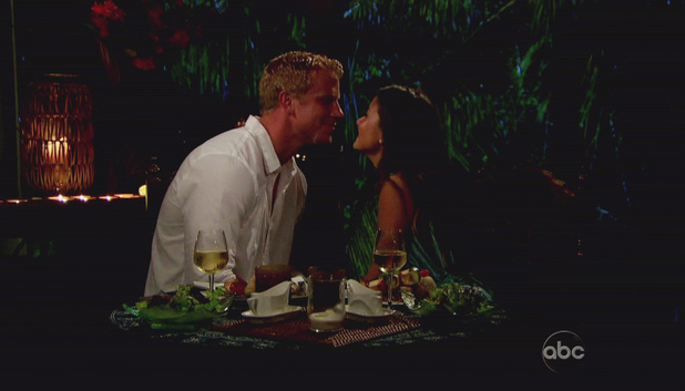 'The Bachelor' Week 8: Sean and Catherine