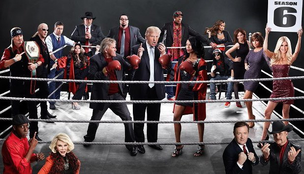 The Celebrity Apprentice - season 6 poster