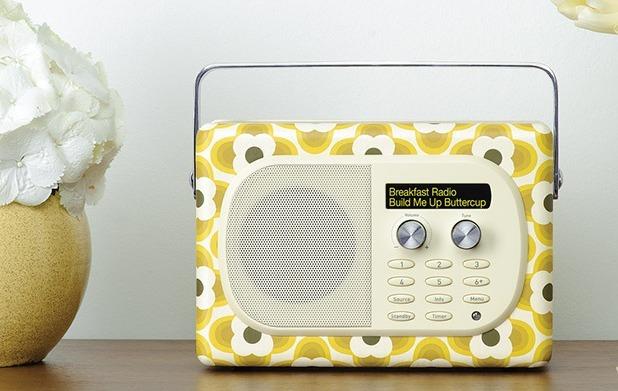 Pure radio Orla Kiely