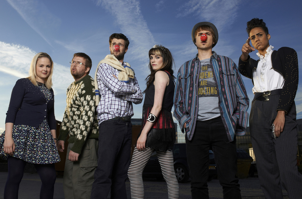 The 'Fresh Meat' cast on their Comic Relief 'University Challenge'