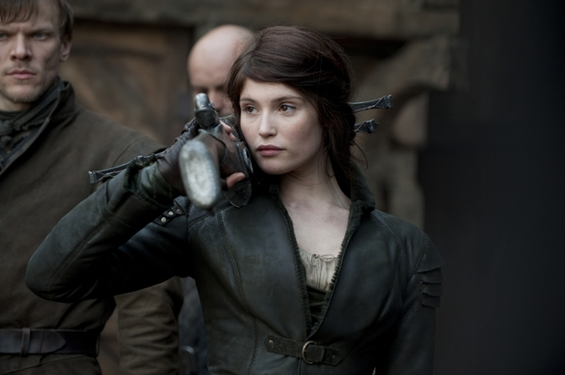 Gemma Arterton, Jeremy Renner, Hansel & Gretel Witch Hunters