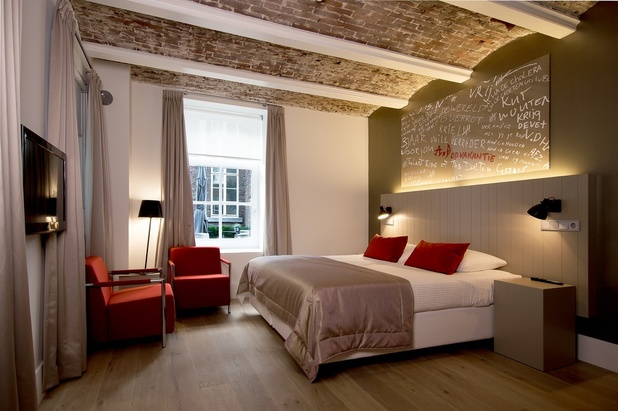 Prison turned into modern luxury hotel